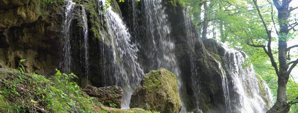 Водопад Варовитец, Етрополе, Бугарска