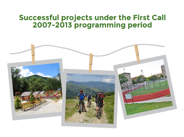 Successful projects under the First Call 2007-13